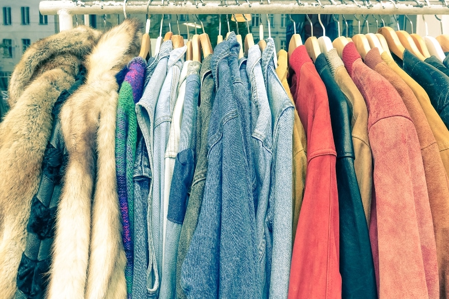 How To Get The Smell Out Of Thrift Store And Consignment