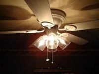 20 Fan Light Fixture Ideas