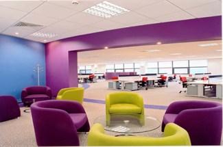 Color Fice Scheme Interior Design