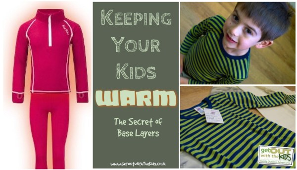 Secret of Base Layers in keeping warm