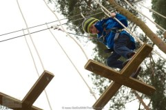 Go Ape in Cannock Chase