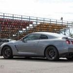 GTR back