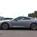 Nissan GTR profile