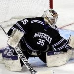 NCAA Hockey - Meet the Super Sophomores in Net 3