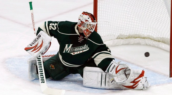 The Minnesota Wild Goalie Situation: