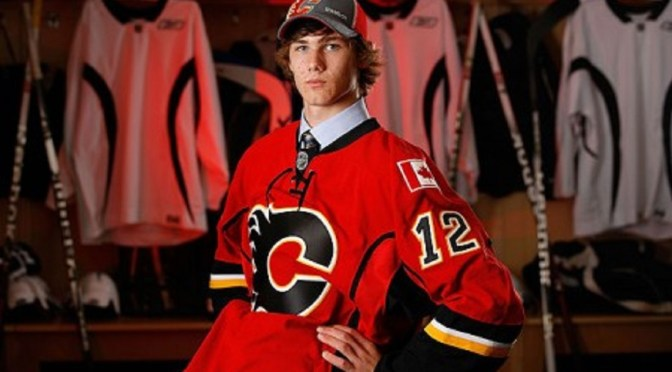 Flames Prospect Profiles: #5 Mark Jankowski