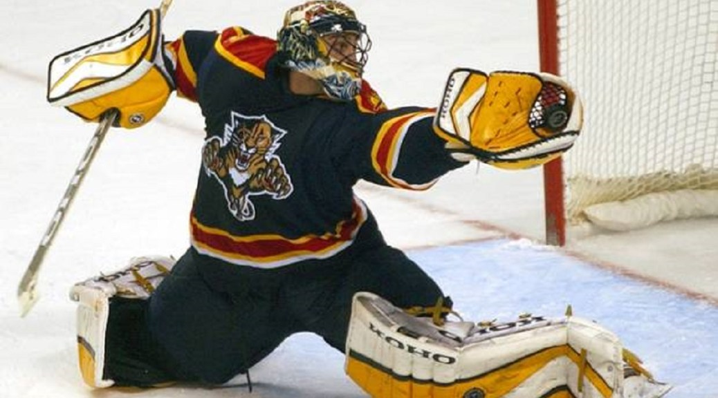 luongo panthers