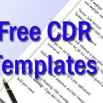 Free CDR Samples and Templates to download