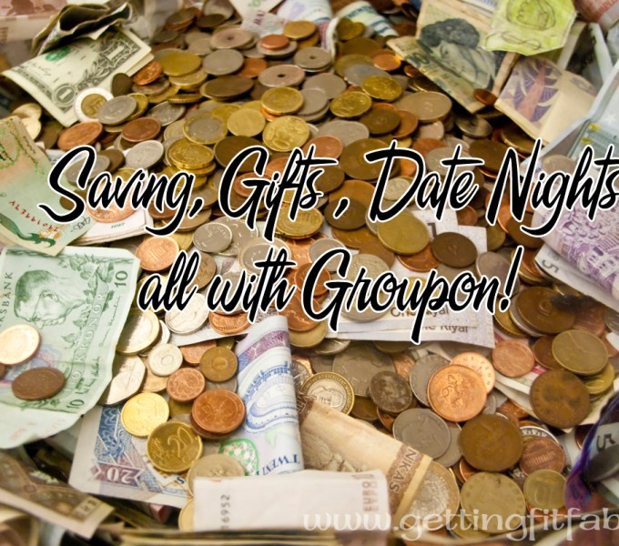 Saving, Gifts , Date Nights all with Groupon Coupons!  #GrouponCoupons
