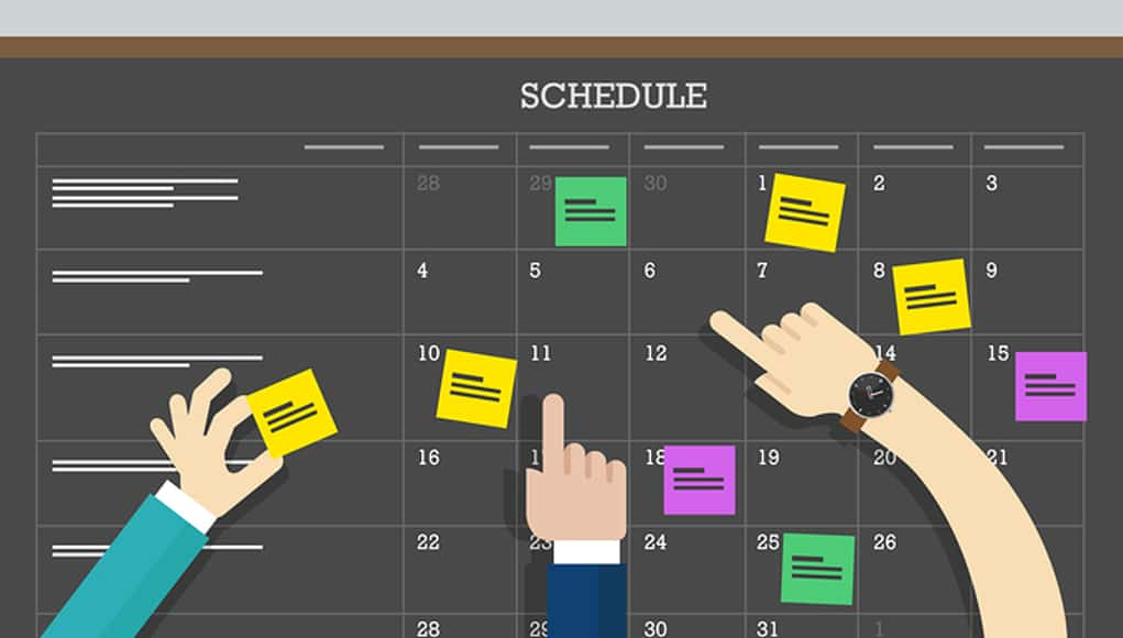 Scheduling for Learning, Not Convenience Getting Smart