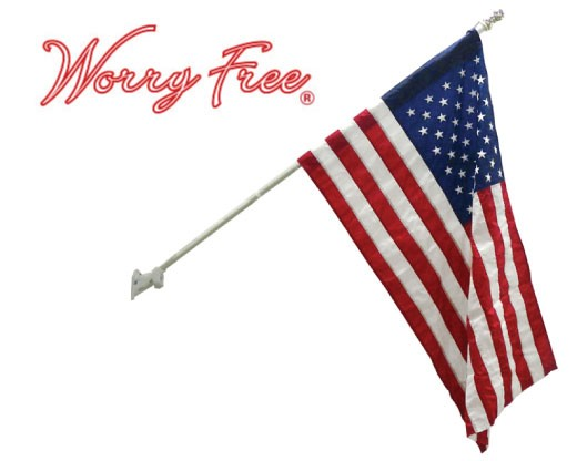 Worry Free® American Flag Set