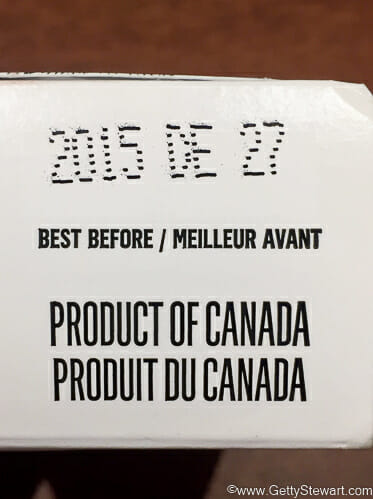 Best Before Dates in Canada - What You Need to Know