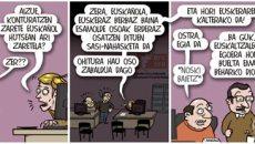 komikia arkaito 2016 euskanol hutsean