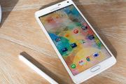 Samsung Galaxy Note 4 İncelemesi