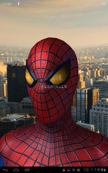 Apk Wallpaper 3d Amazing Spider Man 3d Live Wp İndir Android Gezginler