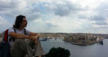 Malta - Valetta Manzara