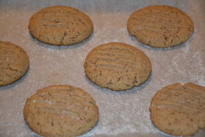 Gluten Free Old Fashioned Nut Butter Cookies
