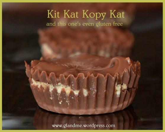 gluten free kit kat bars. gfandme.com