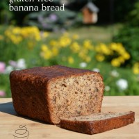 gf and me's easy banana bread