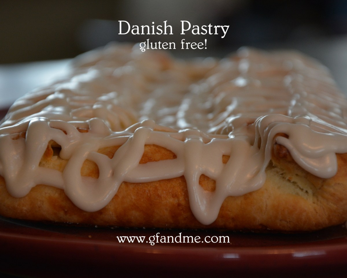 danish pastry - just like grandma made only gluten free!