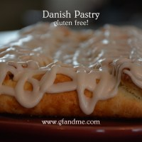 danish pastry - just like grandma made only gluten free!
