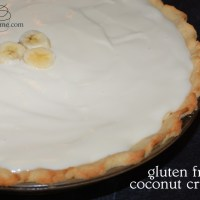 coconut crust for cream pie