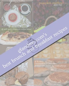 best brunch recipes. gfandme.com