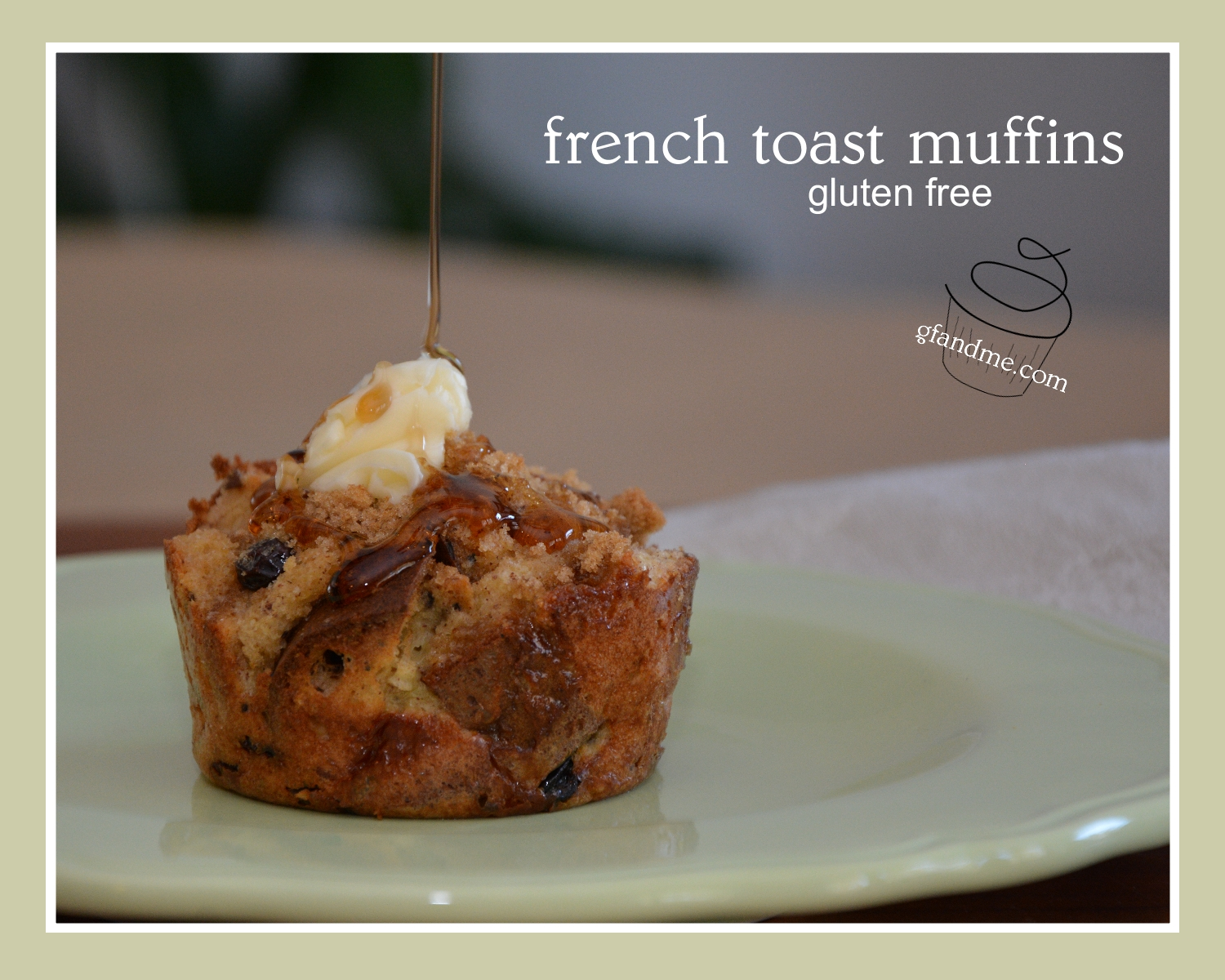 these gluten free french toast muffins taste just like french toast ...