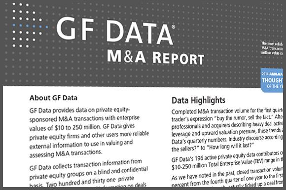 Reports - GF Data