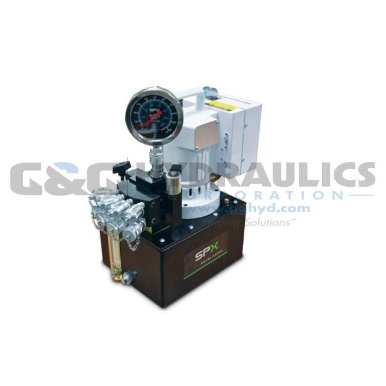 PE55TWP-E110 SPX Power Team 2-Speed Pump, Electric 110/115V
