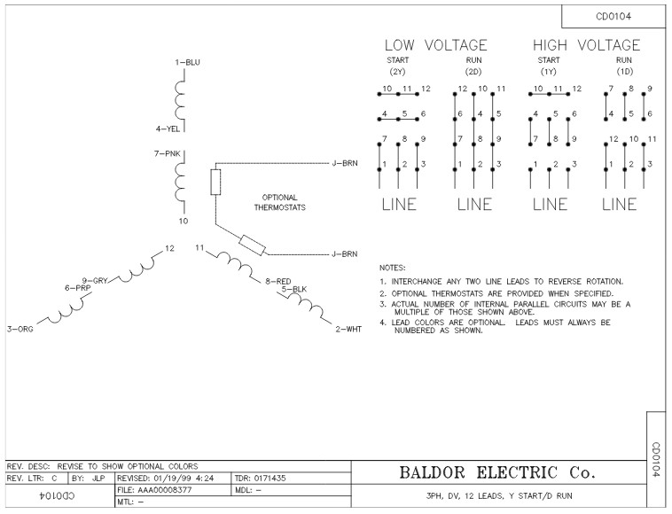 12 Lead Motor Wiring Diagram Baldor - Worksheet And Wiring Diagram Baldor Electric Motor Wiring Diagram Leads on baldor connection diagram, emerson electric motors wiring diagrams, baldor single phase motor wiring, single phase capacitor motor diagrams, marathon electric motor wiring diagrams, baldor motor schematic, toshiba electric motor wiring diagrams, ao smith electric motors wiring diagrams, baldor motor parts diagram, electric fan motor wiring diagrams, baldor vfd wiring diagram, baldor 220 volt wiring diagram, baldor industrial motor, delta electric motor wiring diagrams, baldor grinder wiring-diagram, baldor motor model, 3 phase electric motor diagrams, general electric motor wiring diagrams, baldor wiring-diagram 56c 115 230, baldor motor capacitor chart,