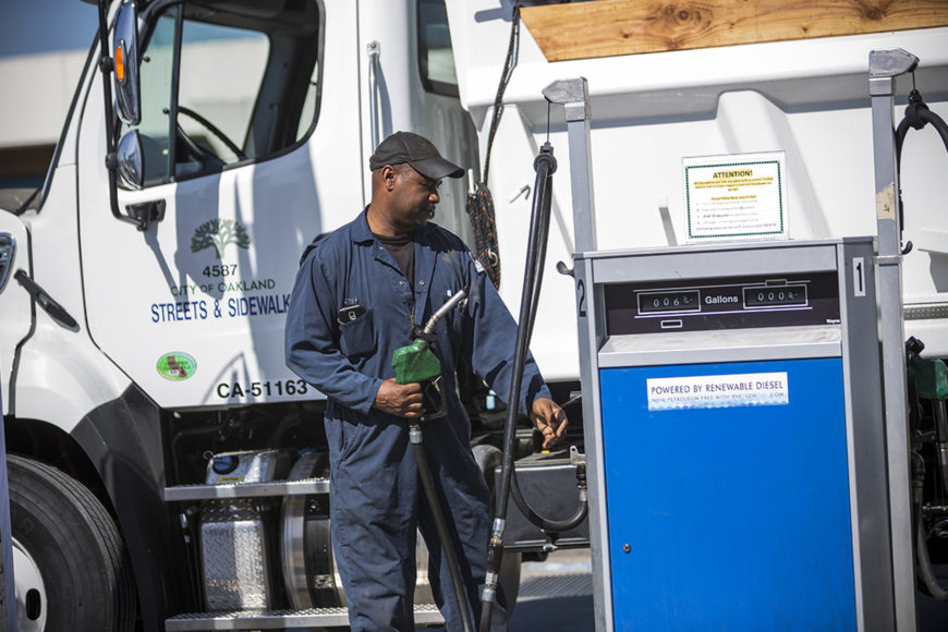 City of Oakland and Golden Gate Petroleum on Forefront of Carbon