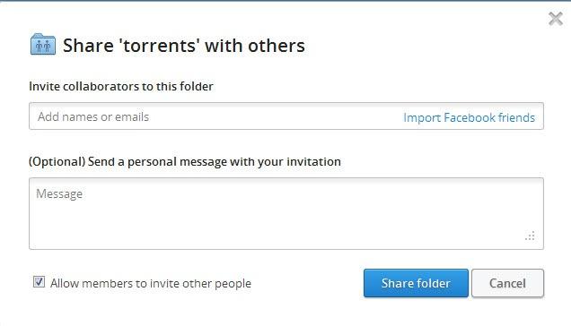 How To Invite Friends Dropbox Folder Viewletterco