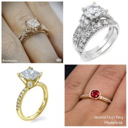 Small Crop Of Types Of Engagement Rings