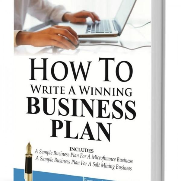 MARKETING PLAN WRITING -