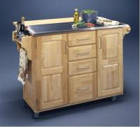 Movable Kitchen Islands | Casual Cottage