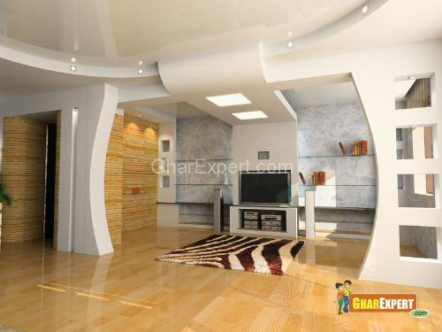 Simple False Ceiling Designs For Hall Modern World Decorating Ideas ...