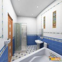 31 Perfect Small Bathroom Tiles Color Combination | eyagci.com
