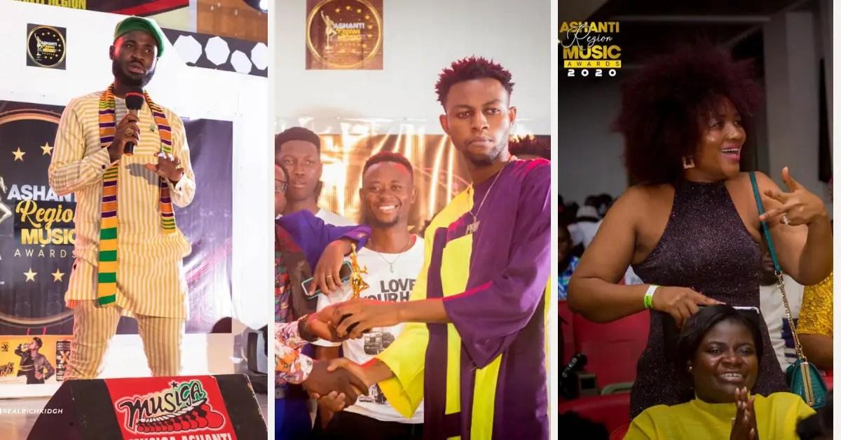 List of 2020 Ashanti Region Music Awards On http://goldenmusic.ml