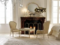 Luxury Italian Classic Interior White Chair - Interior ...