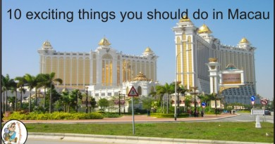 10 exciting things you should do in Macau