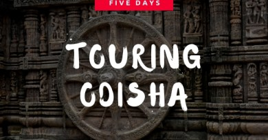5 days Itinerary to Odisha