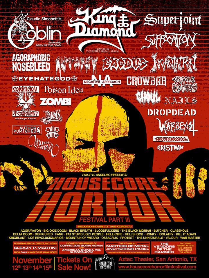 Housecore Horror Fest
