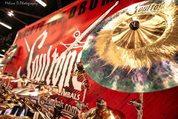 Soultone display at The NAMM Show, by Melina D Photography