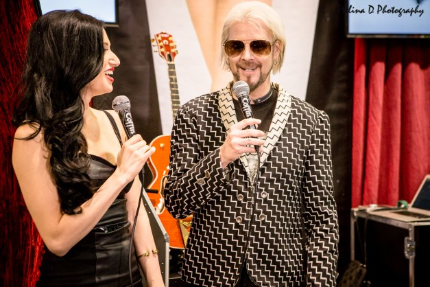 John 5 at The NAMM Show, by Melina D Photography