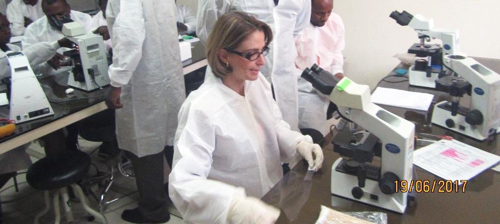 Haiti Builds Capacity in Laboratory and Medical Equipment