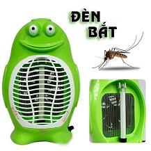 Đèn bắt muỗi hình thú có quạt hút ( Giá Mới - Hot )