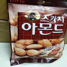 Kẹo Hàn Quốc hạnh nhân 90g