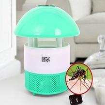 Đèn Bắt Muỗi Hình Nấm