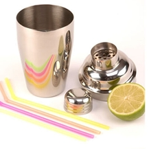 Dụng cụ pha chế Cocktail Shaker inox